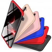 Пластиковая накладка GKK LikGus 360 градусов для Xiaomi Redmi Note 8