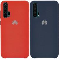 Чехол Silicone Cover (AA) для Huawei Honor 20 Pro