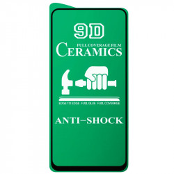 Защитная пленка Ceramics 9D (без упак.) для Xiaomi Mi 10T Lite/Note 9 Pro 5G/K30 Pro/F2 Pro/Mi 10i