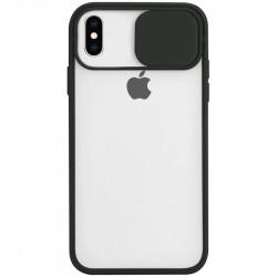 "Уценка Чехол Camshield mate TPU со шторкой для камеры для Apple iPhone X / XS (5.8"")"