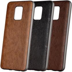 Кожаный чехол PU Retro classic для Xiaomi Redmi Note 9s / Note 9 Pro / Note 9 Pro Max
