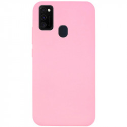 Уценка Чехол Silicone Cover Full without Logo (A) для Samsung Galaxy M30s / M21
