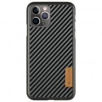 "Карбоновая накладка G-Case Dark series для Apple iPhone 11 Pro (5.8"")"