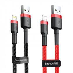 Дата кабель Baseus Cafule Lightning Cable 2.4A (0.5m)