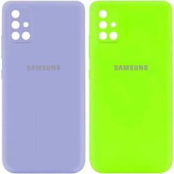 Чехол Silicone Cover My Color Full Camera (A) для Samsung Galaxy A71