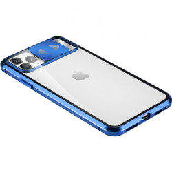 "Уценка Чехол Camshield 360 Metall+Glass со шторкой для камеры для Apple iPhone 11 Pro Max (6.5"")"