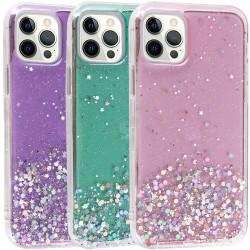 """TPU чехол Star Glitter для Apple iPhone 12 Pro Max (6.7"""")"""