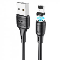 "Дата кабель Hoco X52 ""Sereno magnetic"" USB to Lightning (1m)"