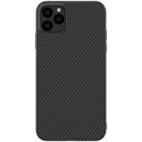 "Карбоновая накладка Nillkin Synthetic Fiber series для Apple iPhone 11 Pro (5.8"")"