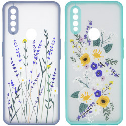 """<span class=""""text-orange bold"""">Серия</span> TPU+PC чехол Picture Color Buttons full camera"""
