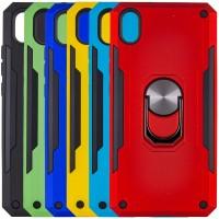 Ударопрочный чехол SG Ring Color магнитный держатель для Xiaomi Redmi 7A