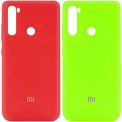 Уценка Чехол Silicone Cover My Color Full Protective (A) для Xiaomi Redmi Note 8T