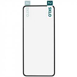 Гибкое защитное стекло SKLO Nano (тех.пак) для Xiaomi Redmi Note 9 / Redmi 10X / Note 9T
