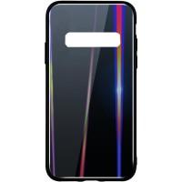 TPU+Glass чехол Gradient Aurora для Samsung Galaxy S10e