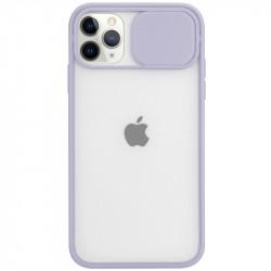"Уценка Чехол Camshield mate TPU со шторкой для камеры для Apple iPhone 11 Pro (5.8"")"