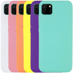 Чехол Silicone Cover Full without Logo (A) для Huawei Y5p