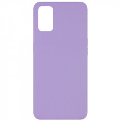 Уценка Чехол Silicone Cover Full without Logo (A) для Oppo A52 / A72 / A92