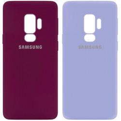 Чехол Silicone Cover My Color Full Camera (A) для Samsung Galaxy S9+