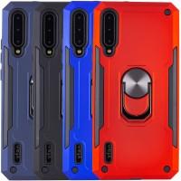 Ударопрочный чехол SG Ring Color магнитный держатель для Xiaomi Mi A3 (CC9e)
