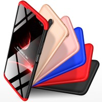 Пластиковая накладка GKK LikGus 360 градусов (opp) для Xiaomi Redmi K30 / Poco X2
