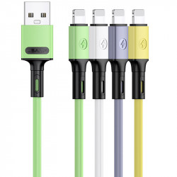 Дата кабель USAMS US-SJ434 U52 USB to Lightning (1m)