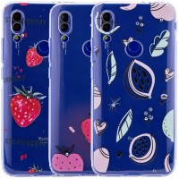 TPU чехол Luxury Diamond full protective для Xiaomi Redmi 7