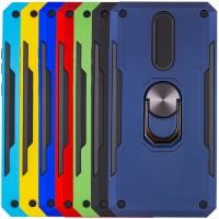 Ударопрочный чехол SG Ring Color магнитный держатель для Xiaomi Redmi 8