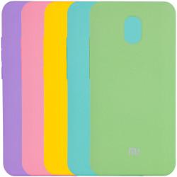 Чехол Silicone Cover Full Protective (A) для Xiaomi Redmi 8a