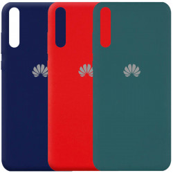 Чехол Silicone Cover Full Protective (AA) для Huawei Y8p (2020) / P Smart S