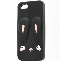 Силиконовая накладка 3D Child Bunny для Xiaomi Redmi 6A