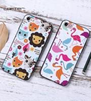"TPU чехол Animals Print Series для Apple iPhone 7 / 8 (4.7"")"