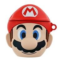 Силиконовый футляр Super Mario для наушников AirPods
