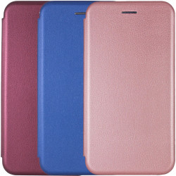 Кожаный чехол (книжка) Classy для Samsung Galaxy A02