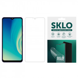 Защитная гидрогелевая пленка SKLO (экран) для ZTE Blade A3 (2020)