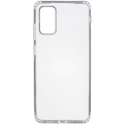TPU чехол GETMAN Transparent 1,0 mm для Samsung Galaxy S20+
