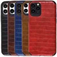 "Кожаная накладка Epic Vivi Crocodile series для Apple iPhone 11 Pro (5.8"")"