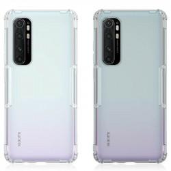 TPU чехол Nillkin Nature Series для Xiaomi Mi Note 10 Lite