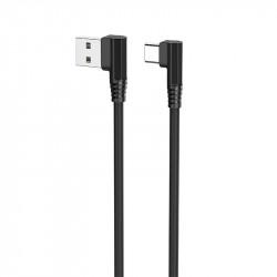 """Дата кабель Hoco U83 """"Puissant Silicone"""" Type-C (1.2 m)"""