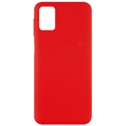 Уценка Чехол Silicone Cover Full without Logo (A) для Samsung Galaxy M51