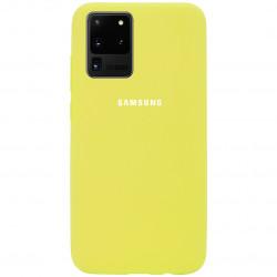 Уценка Чехол Silicone Cover Full Protective (AA) для Samsung Galaxy S20 Ultra