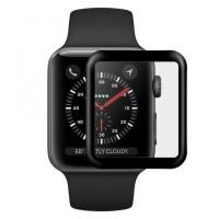 Полимерная пленка Blueo 3D High Molecule (full glue) для Apple watch 40mm