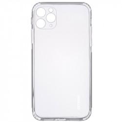 """Уценка TPU чехол GETMAN Clear 1,0 mm для Apple iPhone 11 Pro Max (6.5"""")"""