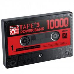 Портативное зарядное устройство Power Bank Remax Tape3 RPP-138 10000 mAh