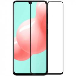 Защитное стекло XD+ (full glue) (тех.пак) для Samsung Galaxy A41