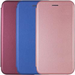 Кожаный чехол (книжка) Classy для Samsung Galaxy A02s