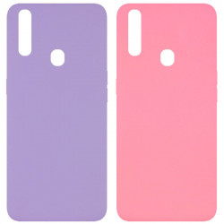 Чехол Silicone Cover Full without Logo (A) для Oppo A31