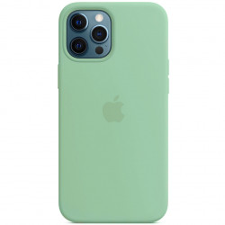 """Уценка Чехол Silicone case (AAA) full with Magsafe для Apple iPhone 12 Pro Max (6.7"""")"""