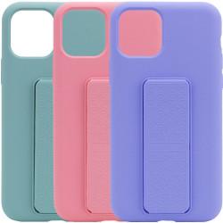 "Уценка Чехол Silicone Case Hand Holder для Apple iPhone 12 Pro / 12 (6.1"")"