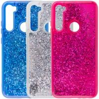 TPU+PC чехол Sparkle (glitter) для Xiaomi Redmi Note 8