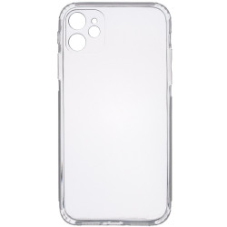 "TPU чехол GETMAN Transparent 1,0 mm для Apple iPhone 11 (6.1"")"